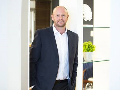 Quinton Haddon, Sales Director